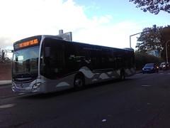 Transdev TRA Mercedes Citaro C2 DH-467-HV (93) n47028 (couvrat.sylvain) Tags: chelles aulnay sous bois bus autobus transdev tra transport rapide automobile mercedesbenz mercedes citraro c2