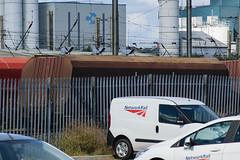 310659 Warrington Arpley 170916 (Dan86401) Tags: 310659 310 hta bogie coal hopper wagon freight thrall ews db dbcargo warringtonarpley