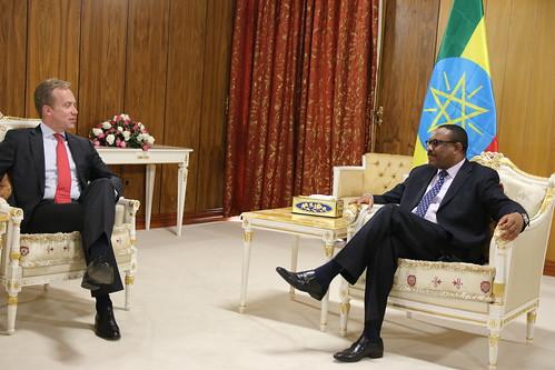 Møte med statsminister