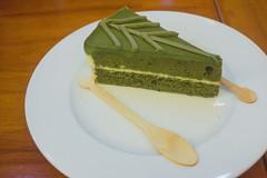 Matcha Cake (iSam's) Tags: matcha cake dessert cakes cream japan green tea i love it isam 2016 sai gon viet nam