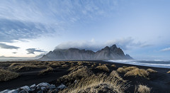 Vesturhorn 2016 (Nick L) Tags: vestrahorn vesturhorn stokksnes brunnhorn landscape windy clouds 5d3 5d eos5dmark3 1124l eos canon dunes wow canonef1124f4l