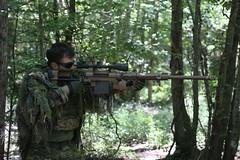 6mm pro shop m200 sniper rifle (TheSwampSniper) Tags: airsoft sniper swamp bolt action ballahack marksman replica intervention elite force g28 novritsch owner field ghillie suit hood best dmr high powered spring aeg