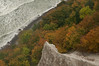 chalk cliffs of Rugen on Baltic Sea, N.Germany (DidaK) Tags: germany rugen forest trees