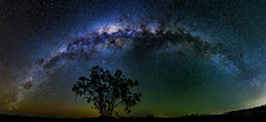 milky way rainbow (andrew.walker28) Tags: milky way rainbow galaxy galactic centre center core stars starlight night long exposure landscape astrophotography queensland australia