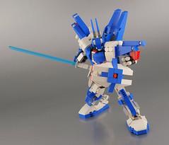 Lego Seraph 03 (guitar hero78) Tags: lego moc mecha mech robot toys fujifilm xe1 60mm fujinon