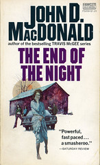 Novel-The-End-of-the-Night-by-John-D-MacDonald (Count_Strad) Tags: johndmacdonald mystery novel softcover artworkart