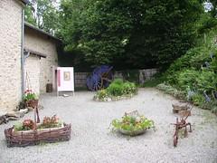 CIEUX, BLOND, MORTEMART, FRANCE (meddie / aka Gramps) Tags: cieux blond mortemart france stones house gardens school museum horses doors