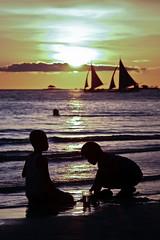 tramonto (CartOrange Suisse) Tags: boracay pilipinas sunset tramonto filippine philippines visayas