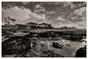 French coast (Wilm!) Tags: france nordpasdecalais coast sea noiretblanc bw k7 pentax