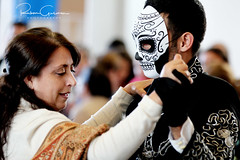 Day of the Dead 2016 52 (part 1) (Ruben Gusman Photography) Tags: thenelsonatkinsmuseumofart mariachis diadelosmuertos dayofthedeadskulls skeletons death donquioto kansascity