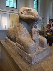 Ram of Amun (Aidan McRae Thomson) Tags: egyptian ancient britishmuseum london sculpture statue ram sphinx
