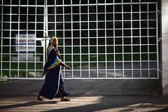 Where do you think you're going ! (N A Y E E M) Tags: lady woman burqa candid portrait afternoon light gate street navalavenue chittagong bangladesh sooc raw unedited untouched unposed carwindow friday