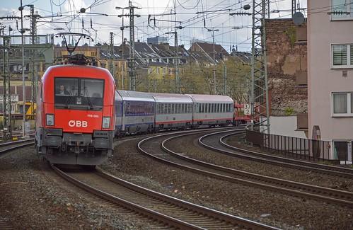 Düsseldorf Volksgarten OBB 1116 093