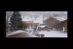 * (nelsongedalof) Tags: snow storm fujifilm contrast frame winter alpes france silence silent