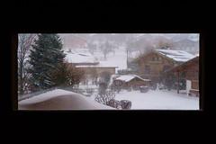 * (nelsongedalof) Tags: snow storm fujifilm contrast frame winter alpes france silence silent