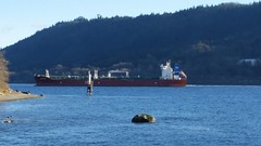 Champion Istra moored in Burrard inlet (D70) Tags: champion istra moored off cates park oilchemical tanker imo 9489209 mmsi 238301000 call sign 9aa8148 flag croatia hr ais vessel type gross tonnage 30638 deadweight 52610 t length overall x breadth extreme 19503m  322m year built 2012 draught 96m speed recorded max average 59 54 knots burrard inlet vancouver harbour