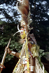 28-070 (ndpa / s. lundeen, archivist) Tags: man color film face festival fiji 35mm necklace costume clothing ribbons traditional nick feathers culture makeup andrew suva southpacific warrior 28 tradition 1970s facepaint performer 1972 necklaces spear headdress dewolf oceania fijian pacificartsfestival pacificislands kape festivalofpacificarts southpacificislands nickdewolf mekeo photographbynickdewolf festpac pacificislandculture southpacificfestival reel28 southpacificartsfestival akape inawaia southpacificfestivalofarts fiji72