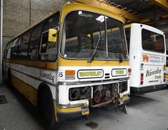Waverley 15 (Coco the Jerzee Busman) Tags: uk bus islands coach jersey channel waverley