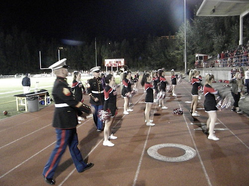 "Oregon City vs West Linn Sept 4th 2015 • <a style=""font-size:0.8em;"" href=""http://www.flickr.com/photos/134567481@N04/21146331432/"" target=""_blank"">View on Flickr</a>"