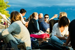 La Jete de la Compagnie (DeGust) Tags: lake water switzerland nikon eau europa europe suisse lac lausanne ch lakegeneva bellerive vaud laclman romandie genfersee 85mmf14 nikond3s nikkorafs85mmf14g lajetedelacompagnie jeteedelacie