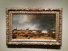 Het springen van de kruittoren in Delft, 12 oktober 1654 (ca. 1654/'60) - Egbert van der Poel (1621-1664) (zaqina) Tags: oktober amsterdam de delft het 12 van hermitage der rijksmuseum egbert springen poel 1654 kruittoren