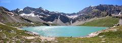 Lago Serrù - Valle Orco (Parco Nazionale del Gran Paradiso) (Stef.Spadac) Tags: parco alps lago valle gran alpi ceresole reale paradiso nazionale orco soana serrù