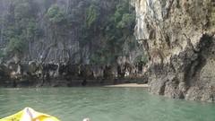 John Gray's sea canoe trip