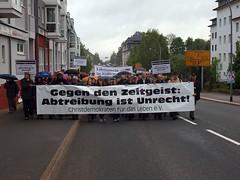 CDL-Schweigemarsch 31.05.10