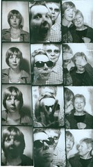 Photoautomat Berlin (Iris Jones) Tags: blackandwhite berlin photobooth analogue photoautomat
