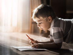 coloring books (iwona_podlasinska) Tags: light boy cute childhood pencil book child books coloring crayon
