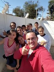 Gratificação em Contribuir com a Vida desses Jovens Sonhadores. 😉