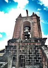 CamSur Trip (noel.balagtas) Tags: tower church michael catholic bell stmichael bicol archangel caramoan camarinessur saintmichael camsur