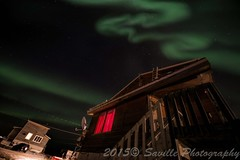 ABC_4879s (savillent) Tags: sky snow canada storm ice night clouds dark stars landscape photography lights solar nikon october nocturnal northwest space alien north nwt arctic astrophotography freeze aurora midnight flare northern universe saville lunar climate territories borealis 2015 xfile geomagnetic tuktoyaktuk