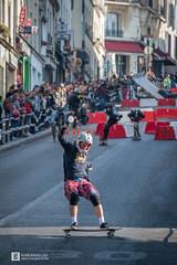 (Alain Bachellier) Tags: street paris skate longboard skateboard roller rue menilmontant boardercross mesnilmontant menildescente