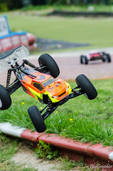 RC94 - Challenge Truggy - 04.10.2015 - #6-9 (phillecar) Tags: scale race training remote nitro remotecontrol 18 buggy bls rc challenge brushless truggy rc94 challengetruggy