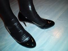 IM006998 (grandmacaon) Tags: stockings highheels fetisch hautstalons