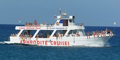 Aphrodite Cruises - Protaras (Gilli8888) Tags: cruise sea people holiday mediterranean cyprus aphrodite cruiseboat glassbottomboat protaras