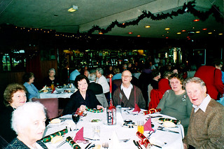 Dec 2005 Christmas lunch 02