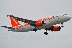 """""""Moscow"""" easyJet UK G-EZUG Airbus A320-214 cn/4680 @ LFPO / ORY 27-07-2015 (Nabil Molinari Photography) Tags: uk deutschland moscow airbus dd update current ff comment easyjet ory 2011 040611 4680 lfpo a320214 cfm565b4p 041411 gezug cn4680 406441 27072015 mrgh viewdaxah"""