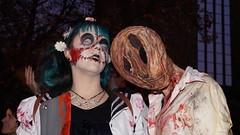 Halloween Zombie Walk, Berlin, Germany (Berlin-Magazin.de) Tags: berlin halloween germany dayofthedead scary blood zombie walk creepy spooky mitte blut personen maske díadelosmuertos 2015 verkleidung zombiewalk