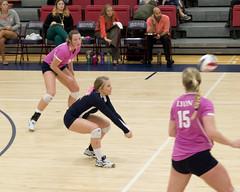DAVE1753 (David J. Thomas) Tags: sports athletics women volleyball arkansas scots batesville lyoncollege philandersmithcollege