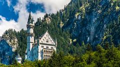 Schloss Neuschwanstein (Frank Lammel) Tags: alps bayern berge schloss schlossneuschwanstein füssen 2015 speiden d7200 nikond7200