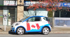 Scion IQ (D70) Tags: canada station sign square greek do bc flag columbia burnaby british re spa protec