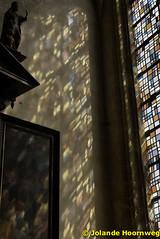 olv_over_de_dijlekerk_10 (Jolande, kerken fotografie) Tags: belgie belgi ramen kerk mechelen glasinlood orgel architectuur jezus kruis vlaanderen preekstoel altaar olvoverdedijlekerk