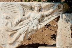 Goddess Nike (hecticskeptic) Tags: turkey ephesus libraryofcelsus templeofhadrian bouleuterion nymphaeumtraiani markamorgan