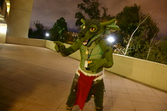 2015PAW-Pics002011 (Kory / Leo Nardo) Tags: party tree halloween fur dance costume paw furry dj hilton sanjose competition double parade convention pup con doubletree fursuit fursuiting rubberdawg pupplay pacificanthropomorphicsweekend