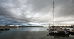 La Spezia (Tschechoslowakische Ausschussware) Tags: italien sea italy port italia harbour liguria laspezia ligurien