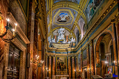 """Chiesa del Santissimo Sudario dei Piemontesi • <a style=""""font-size:0.8em;"""" href=""""http://www.flickr.com/photos/89679026@N00/22778089003/"""" target=""""_blank"""">View on Flickr</a>"""