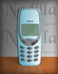 Nokia-3315 copy (zarra.nadilla) Tags: nokia creative vector handphone vectorxvexel
