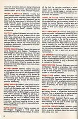 Arsenal vs KFC Winterslag - 1981 - Page 8 (The Sky Strikers) Tags: pen work team time pics part kfc belgian luc needs roger visitors tough arsenal tackling plucky winterslag thys albertsen